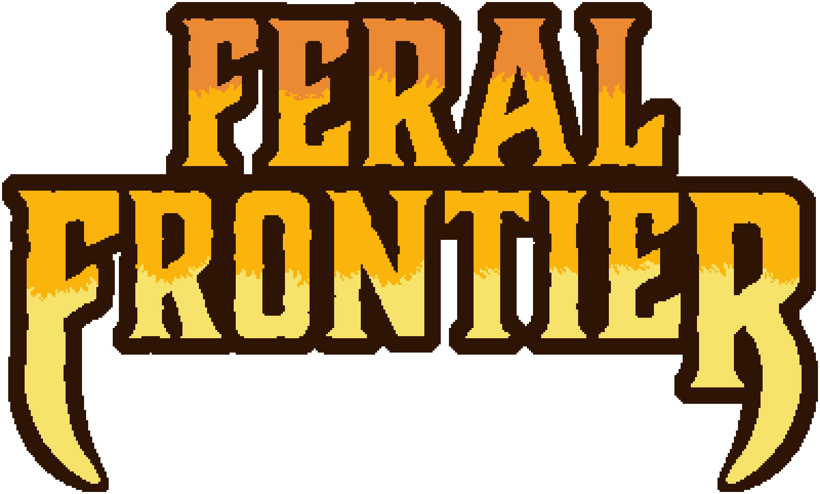 Feral Frontier logo