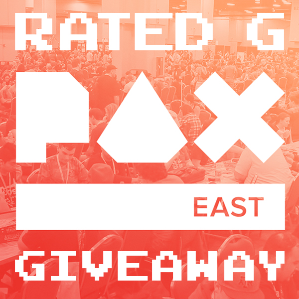 Pax East 2018 giveaway