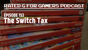 Episode 153 -The Switch Tax