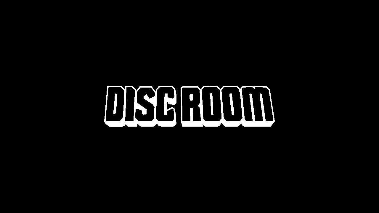 Disc Room title
