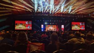 PAX East 2020 closing ceremonies