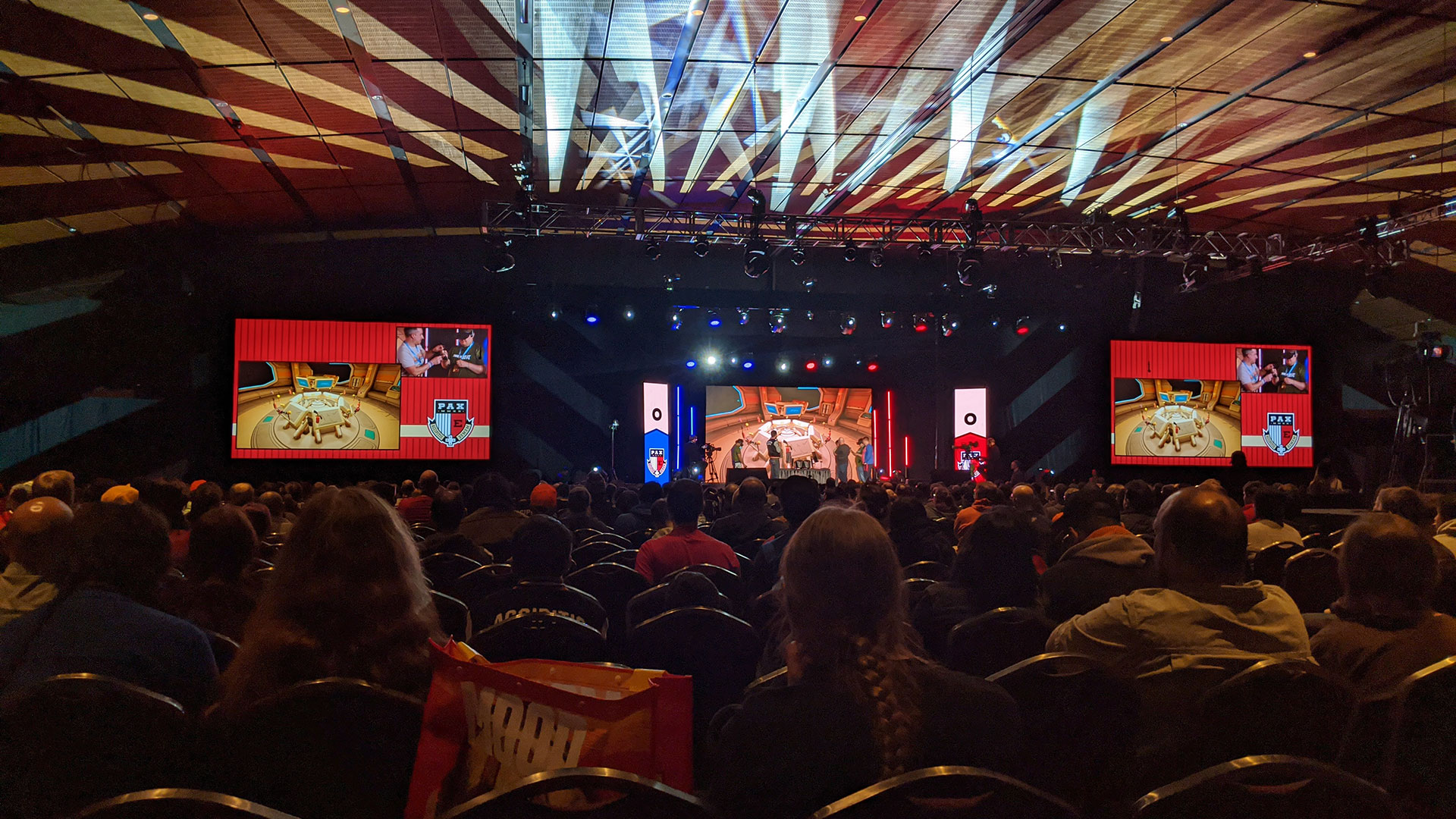 PAX East 2020 closing ceremonies